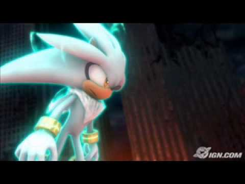 Silver The Hedgehog-Dreams Of An Absolution Remix