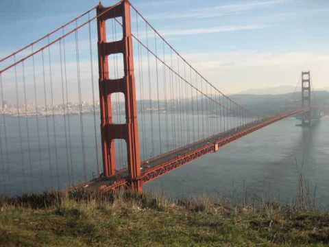 Golden Gate Bridge timelapse Video