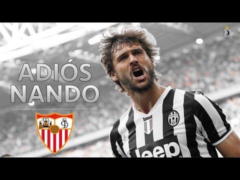 Fernando Llorente - Goodbye Juventus - HD