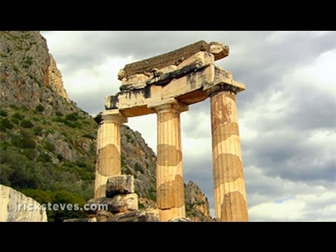 Delphi, Greece: Spectacular Ancient Site