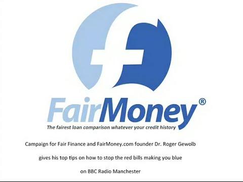 Roger Gewolb interview on BBC Radio Manchester