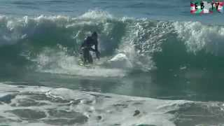 Hendaye: Du bon Bodyboard Basque - Euskadi Surf TV