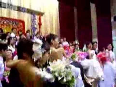 Hot Malaysia Valentine Wedding