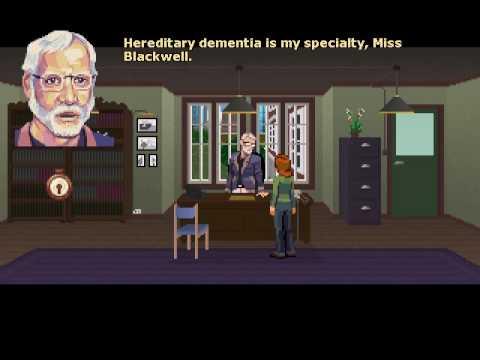 The Blackwell Legacy (PC) (2006) (Wadjet Eye Games)