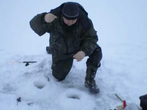 ловля корюшки на кольском видео