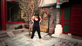 5 Element qigong practice for Water (kidneys and urinary bladder)