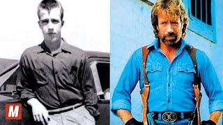 Chuck Norris   From 6 to 76 Years Old