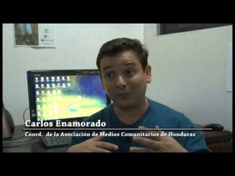 Documental Radios Comunitarias en #Honduras