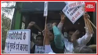 Street War Between AAP, BJP Over Slapgate In New Delhi
