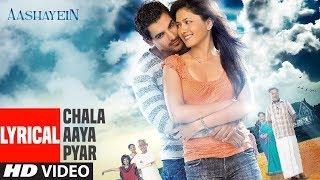 Chala Aaya Pyar With Lyrics | John Abraham, Anaitha Nair | Mohit Chauhan | Aashayein
