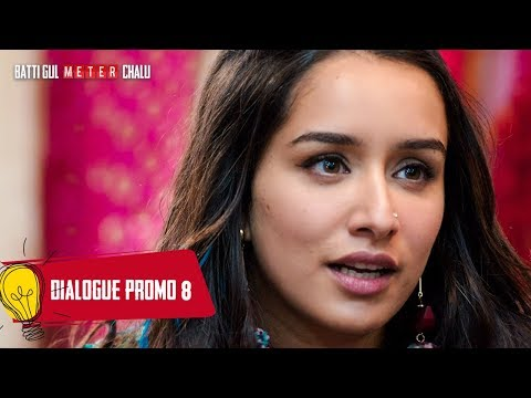 Dialogue Promo 8: Batti Gul Meter Chalu |Shahid Kapoor, Shraddha Kapoor, Divyendu Sharma,Yami Gautam
