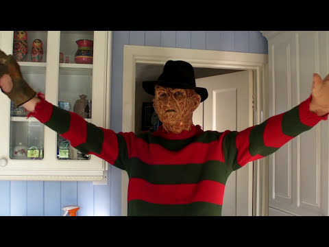 Freddy Krueger Part 4 Dream Master Costume