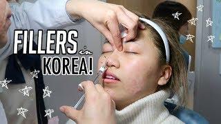 Getting Nose Fillers in KOREA!