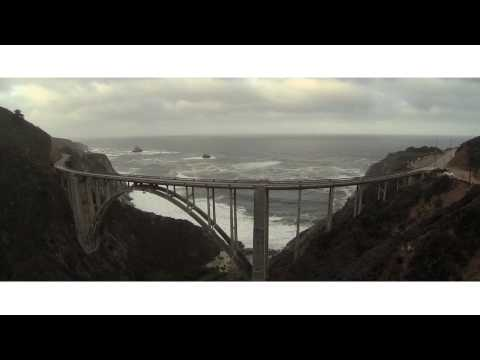 DJI Phantom - Bixby Bridge - Big Sur, CA