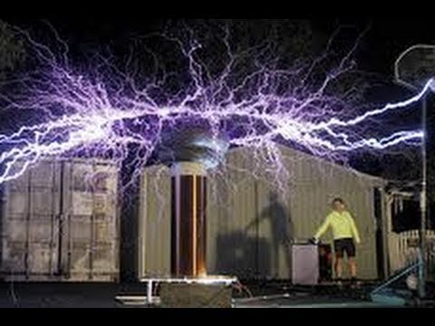HIGH VOLTAGE Experiments - Homemade Stun Guns and Crazy Tesla FAILS - Joe Genius