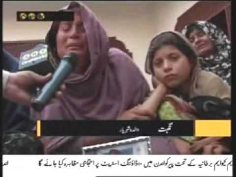 Suffering of Pakistani Muslims by Pathan Taliban suicide bombers attacks