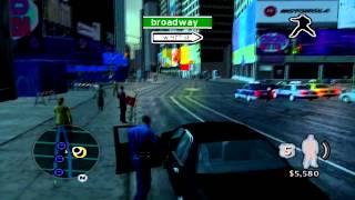 Обзор  True Crime NY - игра типа гта
