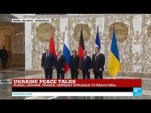UKRAINE - Ceasefire to start from February 15, says Putin