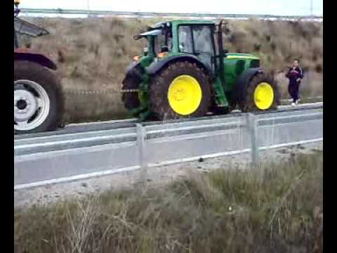 CASE vs JOHN DEERE Video