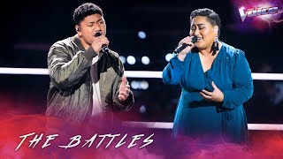Download Lagu Chang Po Ching v Aunty Ora 'With A Little Help From My Friends' | The Voice Australia 2018 Gratis STAFABAND
