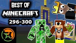 The Very Best of Minecraft | 296-300 | AH | Achievement Hunter