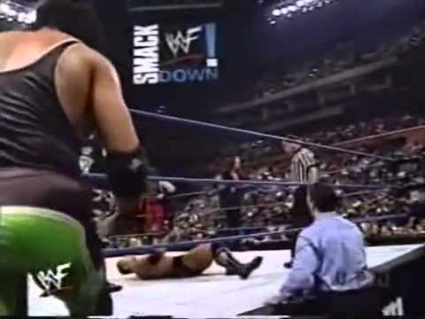 Undertaker, The Rock And Kane VS DX SD, 22/06/2000 thumbnail