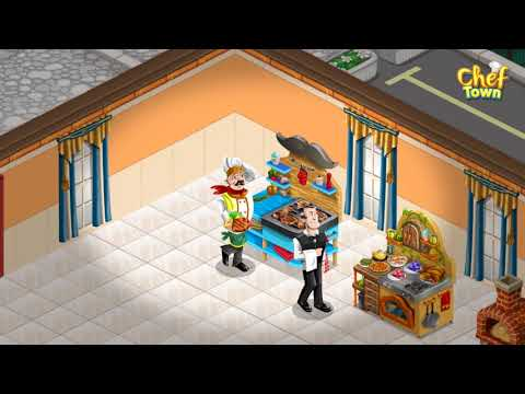 Chef Town: Cooking Simulation APK Cover