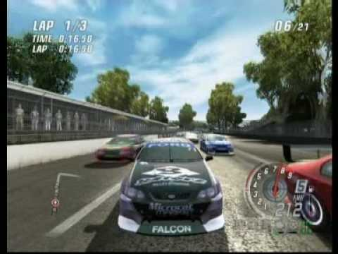 V8 Supercars 3 Trailer - YouTube