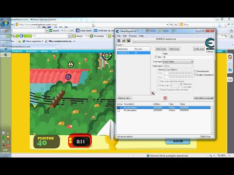 Hack para Mundo Gaturro ACUTALIZADO 15/05/2011