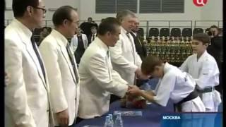 1-е Открытое первенство мира по Кёкусин среди юниоров