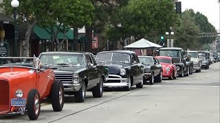 27th Annual Street Rods Forever/Old Town Monrovia Car Show (2017) - Drive-Ins