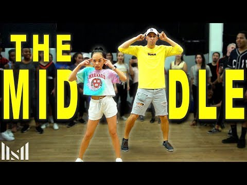 "Download Lagu  ""THE MIDDLE"" - ZEDD Dance | Matt Steffanina Choreography ft Nicole Mp3 Free"