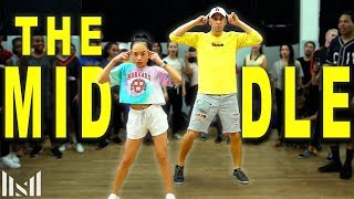 "Download Lagu ""THE MIDDLE"" - ZEDD Dance 