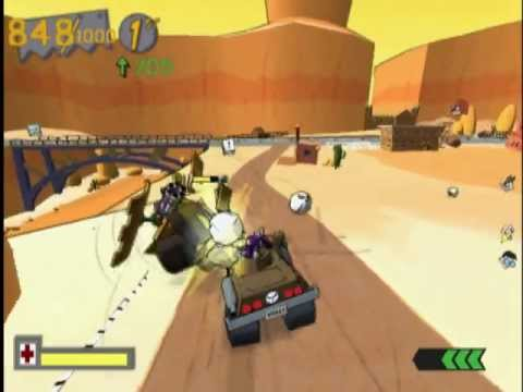 Cel Damage HD coming to PlayStation 4, PS3, Vita in spring
