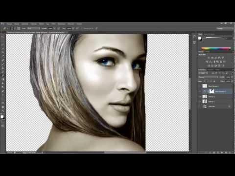 Veronica zemanova photoshop cs6 edition video