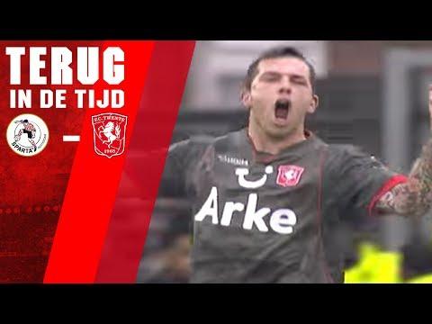Terug in de tijd: Sparta Rotterdam - FC Twente