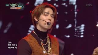 Music Bank - TEMPO - EXO20181109