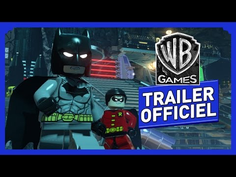 [MULTI] LEGO Batman 3 : Au-delà de Gotham - Trailer : Le Super-Vilain Brainiac