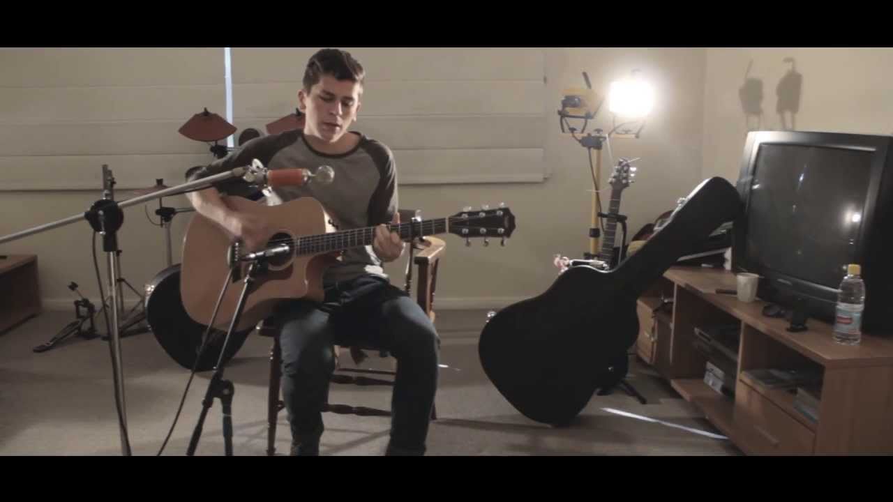 show me how to live acoustic