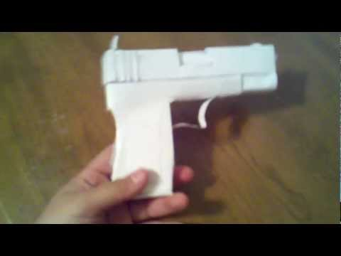 Paper Glock 17 Review