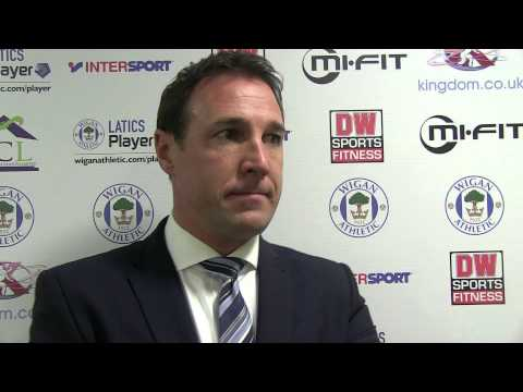 REACTION: 'Lady luck didn't smile on us today' - Malky Mackay post Rotherham