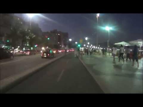 Passeio de Bicicleta Noturno em Copacabana