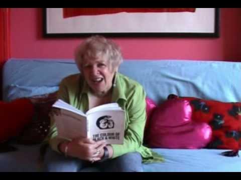 Liz Lochhead: 'kidspoem bairnsang' video