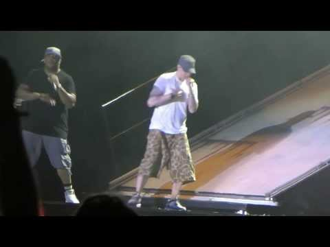[12 14] Eminem - My Name Is   The Real Slim Shady   Without Me  - Live At Pukkelpop 2013 video