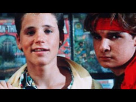 The Lost Boys Trailer 1987 Horror Corey Feldman Haim Joel Schumacher Vampires