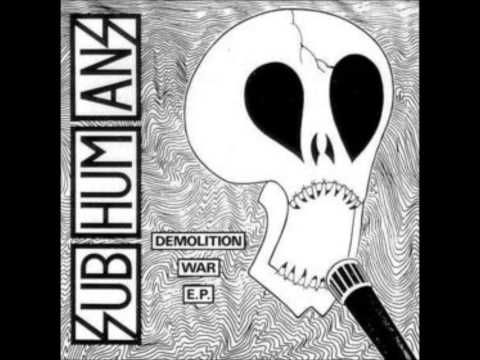 Subhumans - Animal