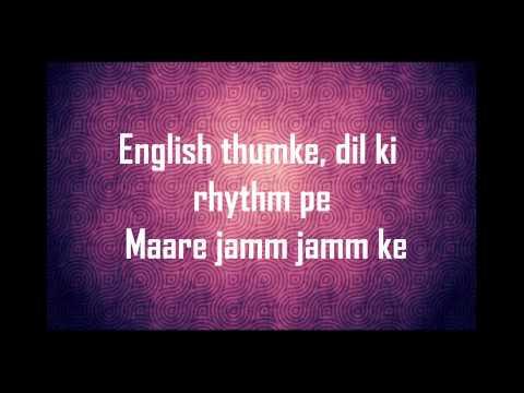 Desi Boyz-Title Song (Make some noise for the Desi Boyz) lyrics...