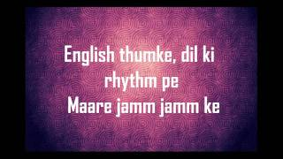 Desi Boyz-Title Song (Make some noise for the Desi Boyz) lyrics [full song]
