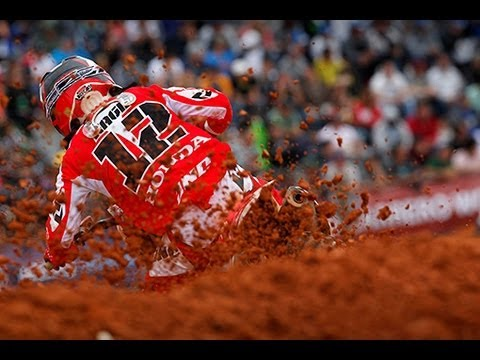 Honda highlights from the Motocross Grand Prix of Brazil