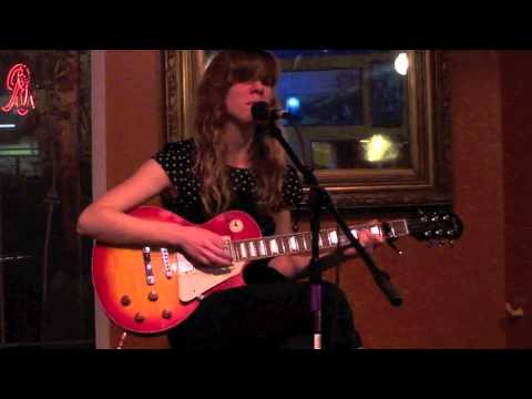 "Katie Davis - Singer-Songwriter - ""Tell Everyone"" (live at Cafe Racer)"
